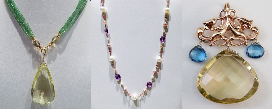 agate necklace beads mardi promotional flower usimprints multi category custom gras color necklaces